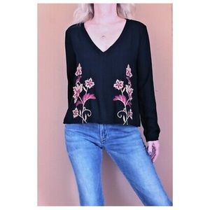 Mink pink// top size xs